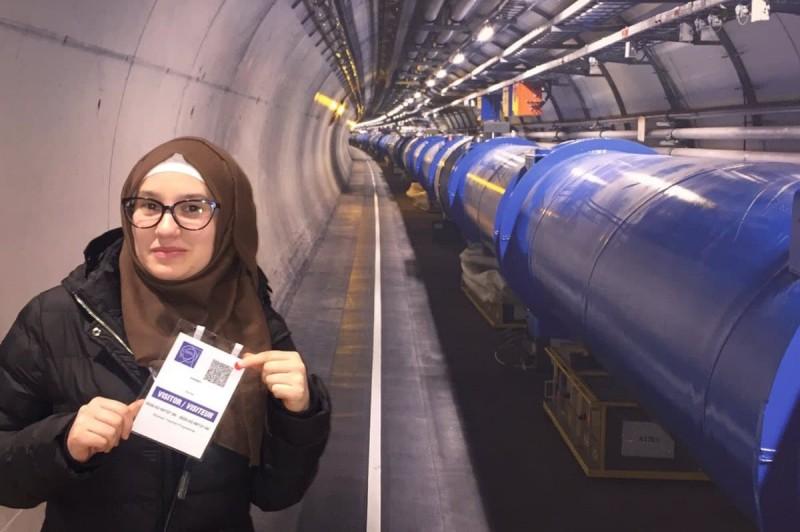 GSSST Teachers' Continuing Professional Development: Physics Teacher visits CERN