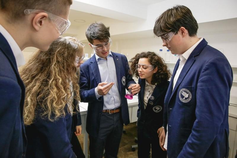 Gymnasium SSST is organizing Online Professional Orientation Week