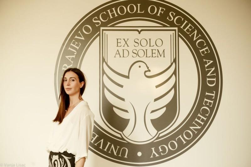 Message from Emina Ganić, Head of the School Board, to Graduating Class of 2020.