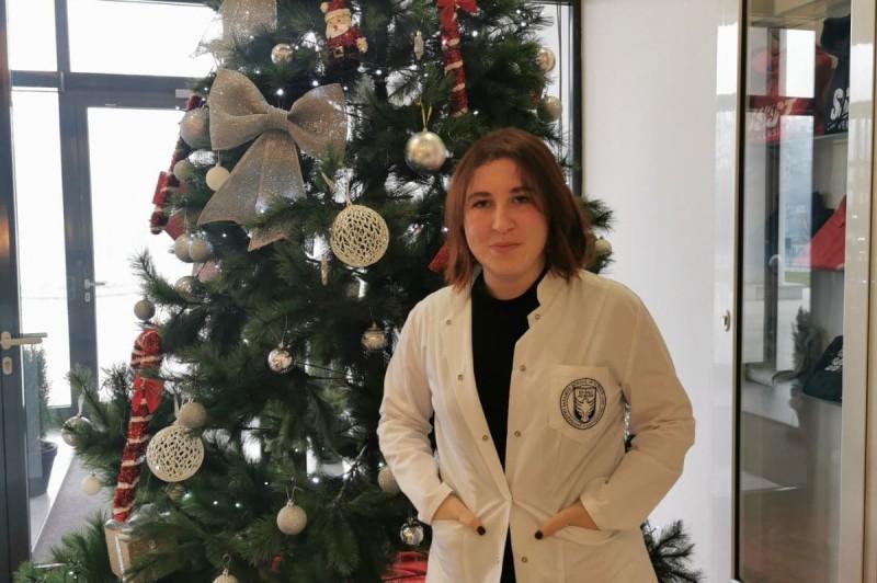 Semina Bureković: Why I chose Sarajevo Medical School at the SSST University